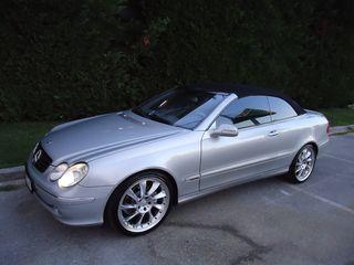 Mercedes-Benz CLK 200 '03 1.8 AVANTGARDE AUTOMATIC+GAS
