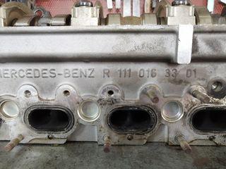 Καπάκι Μηχανής MERCEDES E200 compressor
