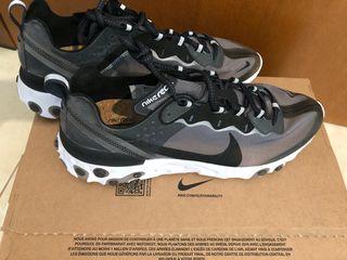 Nike React Element 87 Anthracite Running Μέγεθος 45,5 Συλλεκτικό