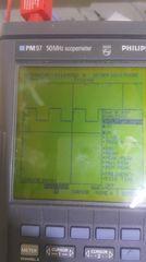 Φορητός Παλμογράφος Fluke PM97 50 MHz / Oscilloscope / Multimeter / DMM