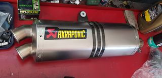 AKRAPOVIC CRF 1000 AFRICA TWIN
