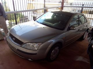 Ford Mondeo '02