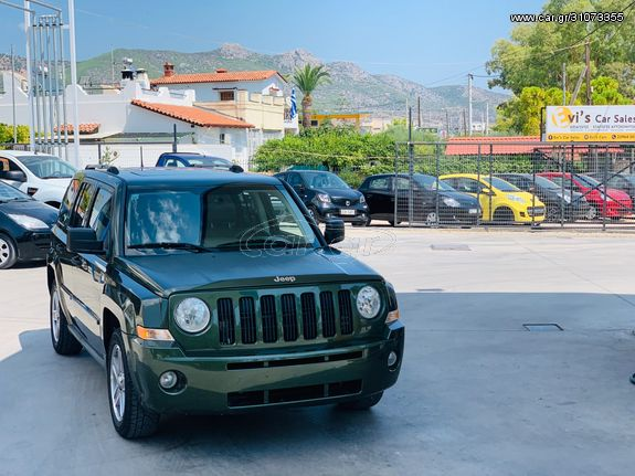 Jeep Patriot '09 Limited