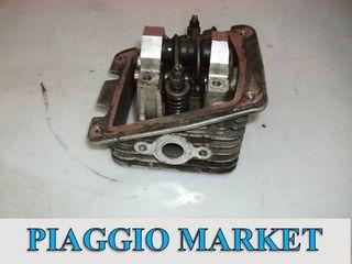 Κεφαλή κυλινδρου Piaggio 50 4T. Εκκεντροφόρος, κόκορακια----PIAGGIO MARKET. ΚΑΙΝΟΥΡΙΑ ΚΑΙ ΜΕΤΑΧΕΙΡΙΣΜΕΝΑ ΑΝΤ/ΚΑ.