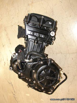 κινητήρας ROTAX (E65X) - για BMW G650X Challenge - Moto - Country