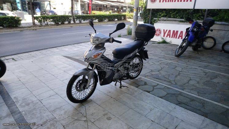 Yamaha CRYPTON-X135 '08