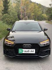 Audi A4 '17 S line quatro matrix