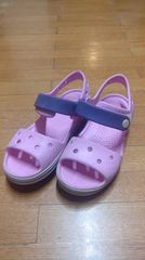Crocs ροζ παιδικό νούμερο 13