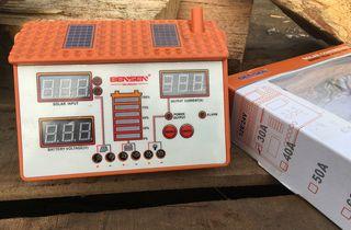 Φωτοβολταϊκός ρυθμιστής MPPT/Ρυθμιστής Φόρτισης MPPT 30Α για μπαταρίες 12/24V