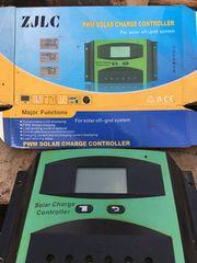 Φωτοβολταϊκός ρυθμιστής PWM/Ρυθμιστής Φόρτισης PWM 12/24V 30Α - Πράσινη ενέργεια
