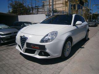 Alfa Romeo Giulietta '11 DISTINCTIVE 170HP ΟΡΟΦΗ-ΔΕΡΜΑ!