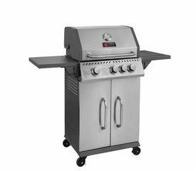 BBQ thermogatz GS grill elite 3+1 inox