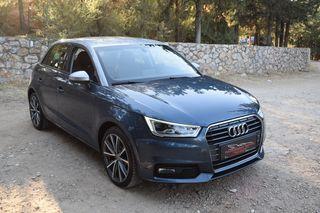 Audi A1 '17 1.0 TSI ULTRA DSG LED ΔΕΡΜΑ