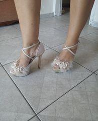 Νυφικά παπουτσια