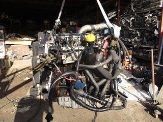 Renault Kangoo - Megane - Scenic - Trafic Κινητήρας F9Q 732 1,9 DCI