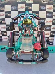 Go Kart αλλο '18 Formula K Delfino Baby kart