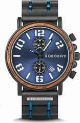 Bobo Bird Male Watch Men's Watches  .. ΔΩΡΕΑΝ ΤΑ ΕΞΟΔΑ ΑΠΟΣΤΟΛΗΣ .. ΔΙΑΘΕΣΙΜΟ