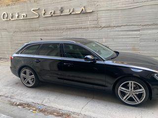 Audi A6 '12 AVANT  TURBO 230HP