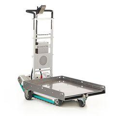 DOMINO PEOPLE Καρότσι μεταφοράς ατόμων ΑΜΕΑ 400kg - ZONZINI