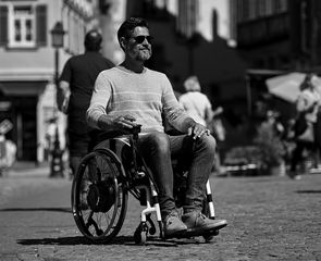 Ηλεκτρικο kit κινησησ για αναπηρικη καρεκλα solo lithium batteries - AAT
