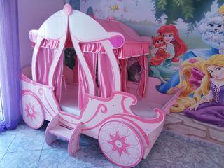 Παιδικό κρεβάτι άμαξα.