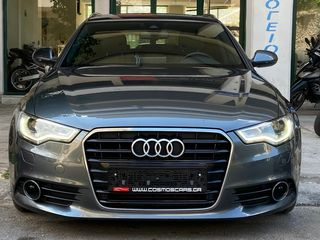 Audi A6 '13 S-line S-tronic