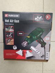 Πιστόλι θερμού αέρα PARKSIDE PHLG 2000 E4