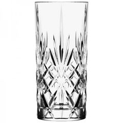 Σετ 6 Ποτήρια Σωλήνα Melodia RCR Crystal 360ml 0189-0802121