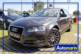Audi A3 '12 /Δωρεάν Εγγύηση και Service
