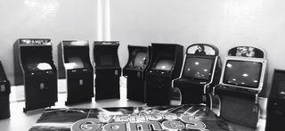 Arcade games machines venos games Naousa