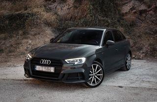 Audi A3 '18 S Line Black Edition