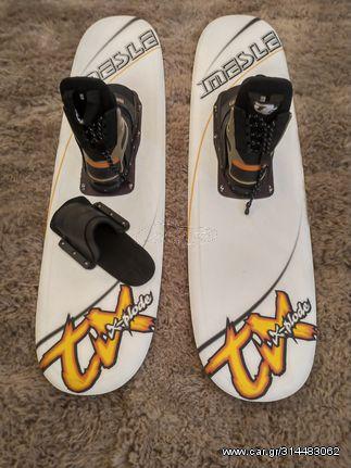 Θαλάσσια Σπόρ θαλάσσιο σκί '11 MESLE TX-PLODE White 107cm Trick Ski