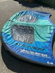 Naish '20 Wing Surfer S25 6.0m