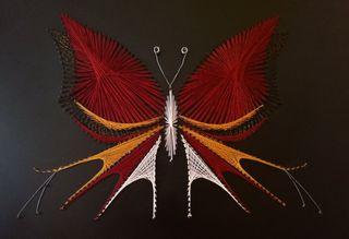 Χειροποιητες δημιουργιες απο Athan -String Art- Studio