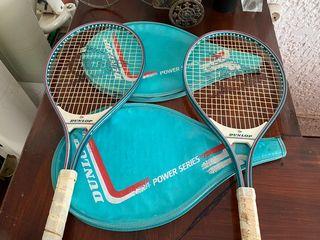 Ρακέτες του τένις Μάρκας dunlop