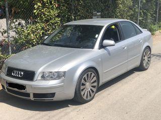 Audi A4 '02  1.8 T quattro