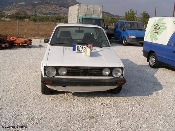 Volkswagen Caddy '90 CADDY BENZIN 1.6