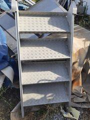 σκάλα αλουμινίου