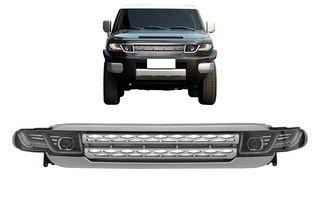 ΦΑΝΑΡΙΑ ΕΜΠΡΟΣ LED Headlights Bi-Xenon Look suitable for Toyota FJ Cruiser XJ10 (2007-2015) with Dynamic Turn Signal