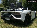 Lamborghini '21 Aventador SVJ Drift 24Volt-thumb-21