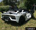 Lamborghini '21 Aventador SVJ Drift 24Volt-thumb-17