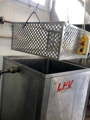 Παστεριωτής μάρκας LPV γυάλινων βάζων και φιαλών!!!
