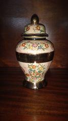 Κινέζικο βάζο με καπάκι
