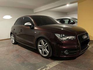 Audi A1 '13 S LINE SPORTBACK DSG