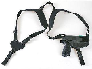 Θήκη όπλου μασχάλης Joralti Small για (Makarov και άλλα παρόμοιου μεγέθους)
