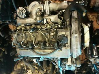 KIA SORENTO 2500 πετρελαιο turbo κινητηρας και σασμαν. Νουμερο κιν. D4CB