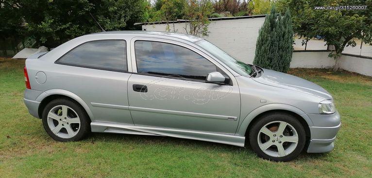 Opel Astra '01