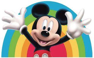Παιδικό Χαλί Disney Mickey - 1,33m x 1,90m