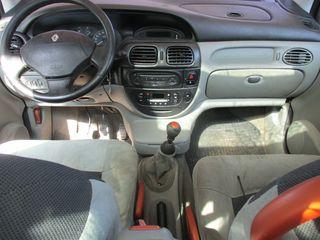 Διακόπτες-Ντουλάπια Renault Scenic 4Χ4 '00