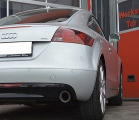 ΕΞΑΤΜΙΣΗ AUDI TT 8J Coupe (2006-2014)